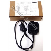M/A-Com KRY101 1617/284 REV. E Jaguar 700P Speaker / Microphone