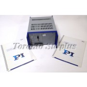 PI E-501.00 Chassis with E509.X1 Modular Piezo Servo Controller, E-505.00 Amplifier Module -30-130 & User Manuals