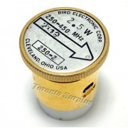 2.5 W, 250-450 MHz - Bird Electronic Corp. 250-2 Element / Slug