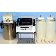 Tomtec Harvester 96 Mach 3 Call Harvester with Autotrap 24 + Air Line Assembly/Tubing, Ball Valve Assembly & 2 Wash Bottles