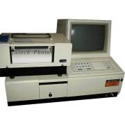 Shimadzu UV-260 / UV260 Recording Spectrophotometer with  Shimadzu 204-03900 Printer