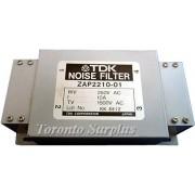 TDK ZAP2210-01 / ZAP 2210-01 Noise Filter, 250V AC, 1500V AC
