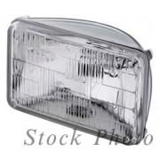 Napa 4652 Sealed Beam Headlamp / Low Beam BNIB / NOS