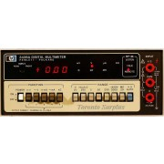 HP 3438A / Agilent 3438A Digital Multimeter