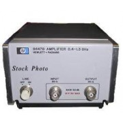 HP 8447B / Agilent 8447B Amplifier, 0.4 to 1.3GHz